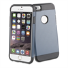 Muvit Carcasa Shockproof Gris Plata 2a Generación Apple iPhone 6 muvit
