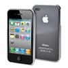 Funda Cristal Transparente Trasera Apple iPhone 4/4S Muvit