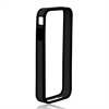 Funda iBelt (Bumper) Negra Apple iPhone 4/4S Muvit