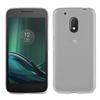 Muvit Funda Crystal Soft Transparente Moto G4 Play Motorola