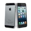 Funda Cristal Transparente Trasera Apple iPhone 5 Muvit