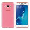 Muvit Funda Crystal Soft Lite Rosa Ultrafina Samsung Galaxy J5 (2016) muvit