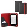 "Funda eBook 6"" Roja Universal Muvit"