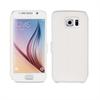 Funda Eye Folio Blanca con Ventana Completa Samsung Galaxy S6 Muvit