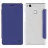 Muvit Funda Folio Azul parte Trasera Transparente Huawei P9 Lite muvit