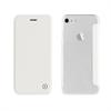 Muvit Funda Folio Blanca parte Trasera Transparente Apple iPhone 7/6S/6 muvit