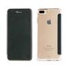 Muvit Funda Folio Negra parte Trasera Transparente Apple iPhone 7 Plus/6S Plus/6 Plus muvit