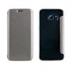 Muvit Funda Folio Silver parte Trasera Transparente Samsung Galaxy S7 Edge muvit