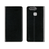 Muvit Funda Folio Stand Negra Funcion Soporte y Tarjetero Huawei P9 muvit