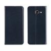 Muvit Funda Folio Stand Azul Oscuro Función Soporte y Tarjetero Samsung Galaxy A3 2016 muvit