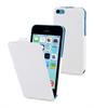 Funda iFlip Blanca Apple iPhone Low Cost Muvit