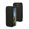 Funda iFlip Folio Negra Samsung Galaxy S4 Muvit