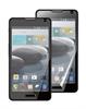 Set de dos Protectores Pantalla: 1 Mate - 1 Brillo LG Optimus F6 Muvit