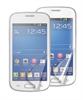 Set de dos Protectores Pantalla: 1 Mate - 1 Brillo Samsung Galaxy Fresh S7390 Muvit