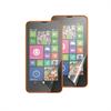 Set de dos Protectores Pantalla: 1 Mate - 1 Brillo Nokia Lumia 630 Muvit