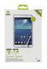 """Set de dos Protectores Pantalla Brillo Samsung Galaxy Tab 4 8"""" Muvit"""