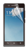Set de dos Protectores Pantalla: 1 Mate - 1 Brillo Huawei Ascend G6 4G Muvit