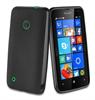 Muvit Set de dos Protectores Pantalla: 1 Mate - 1 Brillo Microsoft Lumia 435 muvit