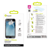 Muvit Set de dos Protectores Pantalla: 1 Mate - 1 Brillo Samsung Galaxy J1 muvit