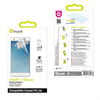 Muvit Set de dos Protectores Pantalla: 1 Mate - 1 Brillo Huawei Ascend P8 Lite muvit