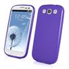 Funda Minigel Lila Samsung I9300 Galaxy S3 Muvit