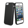Funda Minigel Negra Apple iPhone 5 Muvit