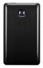 Funda Minigel Negra LG Optimus L3 II Muvit