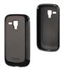 Funda Minigel Negra Samsung Galaxy Trend S7560 Muvit