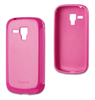 Funda Minigel Rosa Samsung Galaxy Trend S7560 Muvit