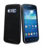 Funda Minigel Negra Samsung Galaxy Express 2 G3815 Muvit