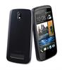Funda Minigel Negra HTC Desire 500 Muvit