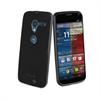 Funda Minigel Negra Motorola Moto X Muvit