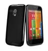 "Funda Minigel Negra Motorola Moto G ""Google"" Edition Muvit"