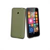 Funda Minigel Negra Humo Nokia Lumia 630 Muvit