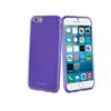 Funda Minigel Lila Apple iPhone 6 Muvit