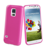 Muvit Funda Minigel Rosa Samsung Galaxy S5 Mini