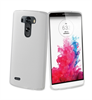 Funda Minigel Transparente LG G3 Muvit