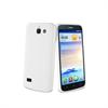 Funda Minigel Blanca Huawei G730 Muvit