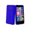 Funda Minigel Azul Nokia Lumia 630 Muvit