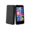 Funda Minigel Negra Nokia Lumia 635 Muvit