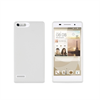 Funda Minigel Blanca Huawei Ascend G6 4G Muvit