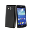 Funda Minigel Negra Samsung Galaxy Core 2 Muvit