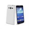 Funda Minigel Blanca Samsung Galaxy Core 2 Muvit