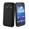 Funda Minigel Negra Humo Samsung Galaxy Ace 4 Muvit