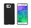 Funda Minigel Negra Samsung Galaxy Alpha Muvit