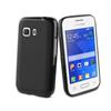 Funda Minigel Negra Samsung Galaxy Young 2 Muvit