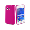 Funda Minigel Rosa Samsung Galaxy Young 2 Muvit