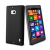 Funda Minigel Negra Nokia Lumia 930 Muvit