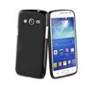 Funda Minigel Negra Samsung Galaxy Core LTE/Core 4G G386F Muvit