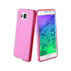 Funda Minigel Rosa Samsung Galaxy Alpha Muvit